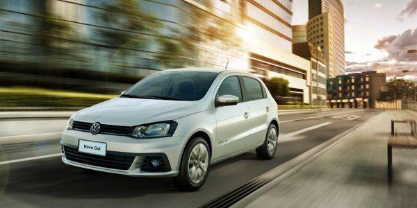 Martin Masi - Volkswagen Novo Gol 4p